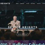 Sevier Heights-Churches using the Divi Wordpress Theme
